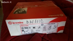 Freni a disco BREMBO