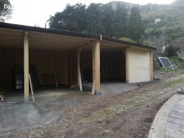 Gazebo, box e altre strutture in le