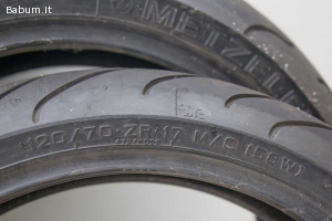 GOMME NUOVE Metzeler GOMME NUOVE di