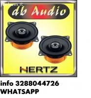 Hertz NeW Dieci DCX165.3 Coppia Cas