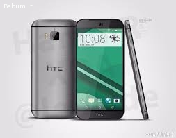 HTC ONE M9 4G NFC 32GB SILVER 20MPX