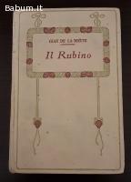 Il Rubino, Jean de la Brète, 1924.