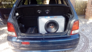 Impianto Hi-Fi Car Audio