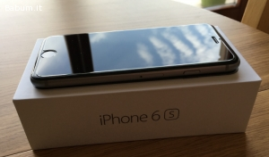 IPhone 6S 128 GB (Space Grey, Apple
