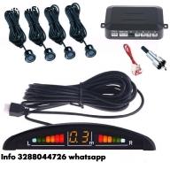 Kit 4 sensori di parcheggio con dis