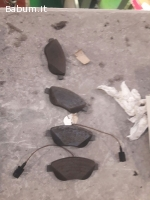 Kit pezzi 500 abarth nuovi
