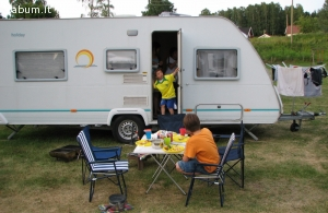 Knaus Eifelland Holiday 500 tk