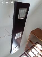 lampada a soffitto a 3 luci