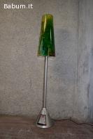 lampada da terra e ionizzatore incl