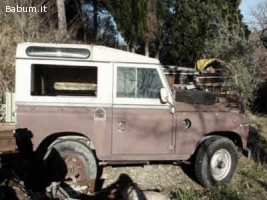 Land Rover 88 terza serie 1983