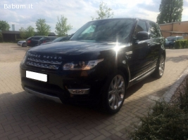 Land Rover Range Rover Sport 3.0 TD