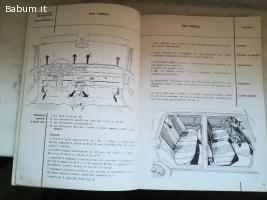 Libretto nuovo uso manutenzione alf