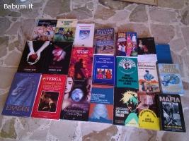 Libri in italiano, inglese, tedesco