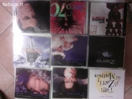 LOTTO CD - DVD - VHS CASSETTE VARIE