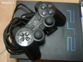 Lotto sony playstation ps2 consolle