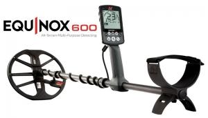 Metal detector Minelab EQUINOX 600