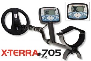 Metal detector X TERRA 705 Minelab