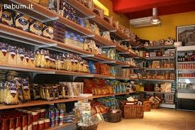 Minimarket a Sutri