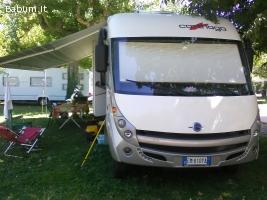 Motorhome Carthago chic c-line XL5.