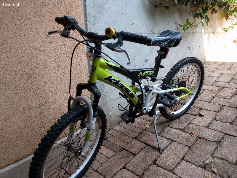 Annunci Sport Mountain Bike Klass X 66 Kirk 20