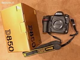 Nikon D D850 45,7MP DSLR Fotocamera