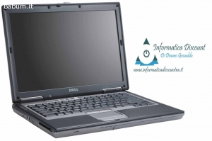 Notebook Dell D630 Core2 T2300 80GB