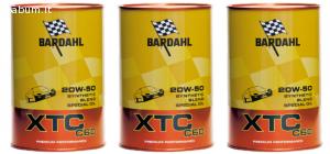 olio Bardahl XTC c60 20W-50