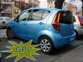 Opel Agila 1.2 16v Enjoy GPL