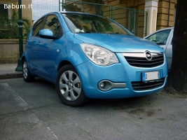 Opel Agila 1.2 16v Enjoy GPL