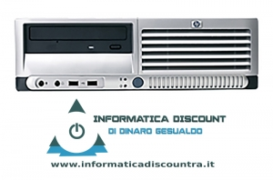 PC COMPUTER DESKTOP HP 7700 SFF Cor