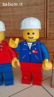 Personaggi Lego 50 cm