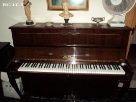 pianoforte verticale +sgabello