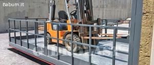Piattaforma elevatrice idraulica pe