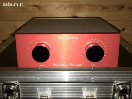 Preamplificatore Music first refere