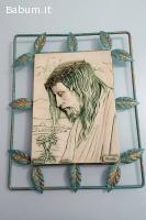 Quadro raffigurante Gesù