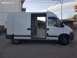 Renault master 2.5 dci 120cv 6marce
