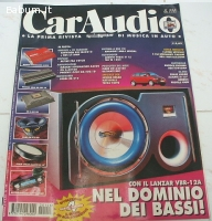 Riviste arretrati Car Audio