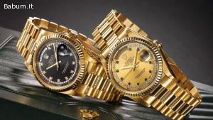 rolex e orologi assemblati