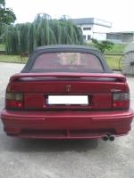 Rover 214 mpi cabrio