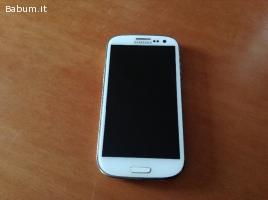 Samsung Galaxy S3 bianco