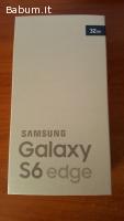 SAMSUNG GALAXY S6 EDGE 32 GB ITALIA