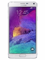 Samsung SM-N910F Galaxy Note 4 nero