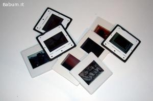 Scansione di Foto,Diapositive e Neg