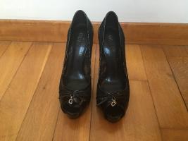scarpe decollettè guess