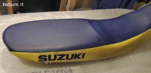sella x Suzuki DRZ 400 modificata