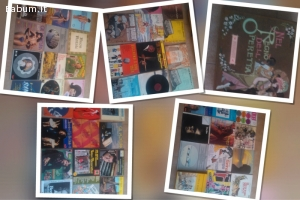 Set dischi in vinile