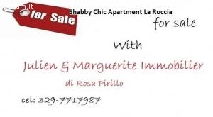 Shabby Chic Apartment La Roccia