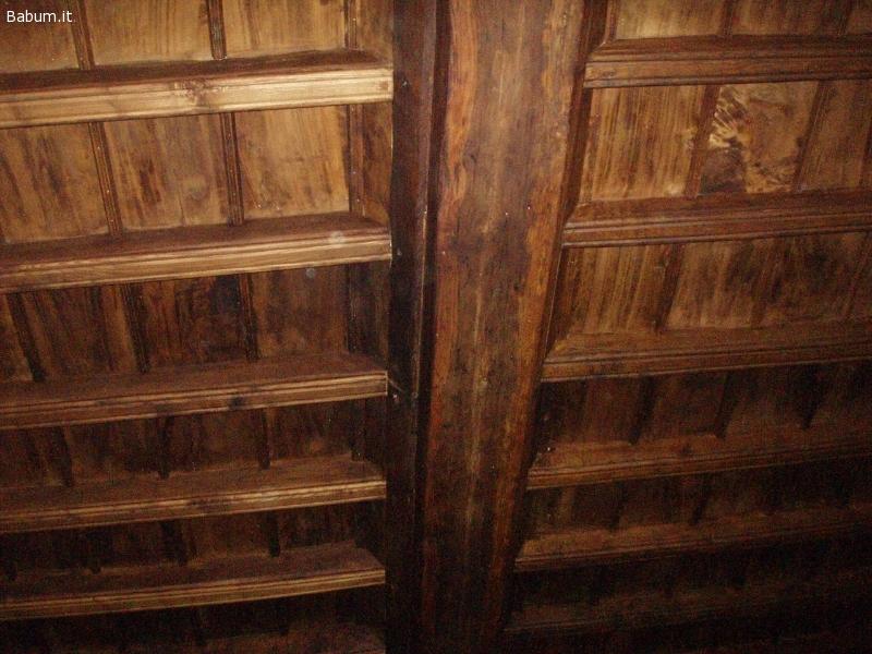 Annunci per la casa soffitti a cassettoni in legno for Casa in stile missione