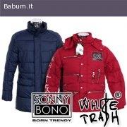 SONNY BONO e WHITE TRASH giacche da