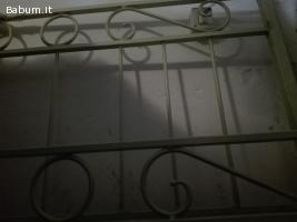 Sponda letto in ferro battuto